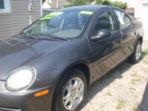 2003 Dodge Neon for sale at Flag Motors in Islip Terrace NY
