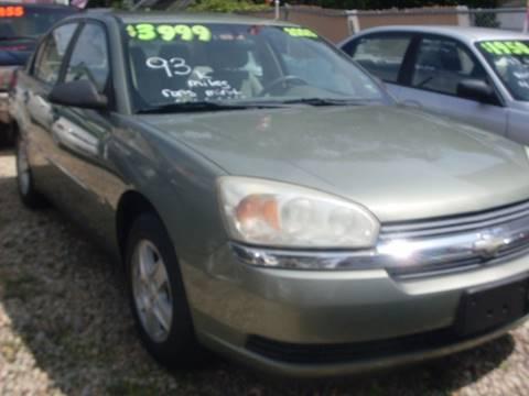 2005 Chevrolet Malibu for sale at Flag Motors in Islip Terrace NY