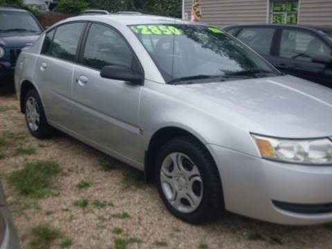 2005 Saturn Ion for sale at Flag Motors in Islip Terrace NY