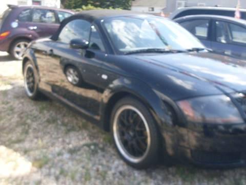 2001 Audi TT for sale at Flag Motors in Islip Terrace NY