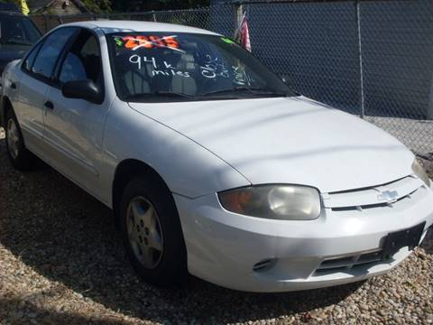 2004 Chevrolet Cavalier for sale in Islip Terrace, NY