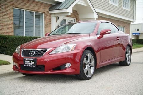 2010 Lexus IS 250C for sale in Lake Bluff, IL
