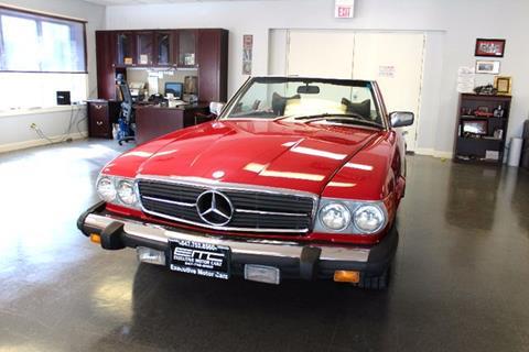 1979 Mercedes-Benz 450 SL for sale in Lake Bluff, IL