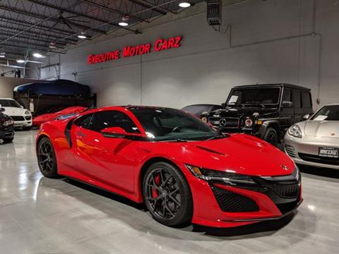 Used Acura NSX For Sale - Carsforsale.com®