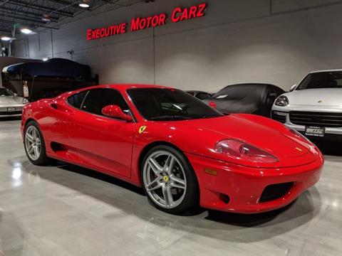 2000 Ferrari 360 Modena for sale in Lake Forest, IL