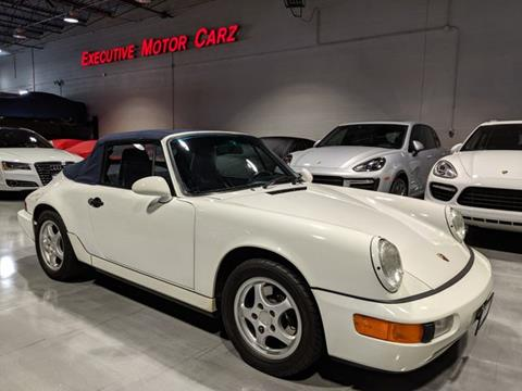 1992 Porsche 911 for sale in Lake Forest, IL