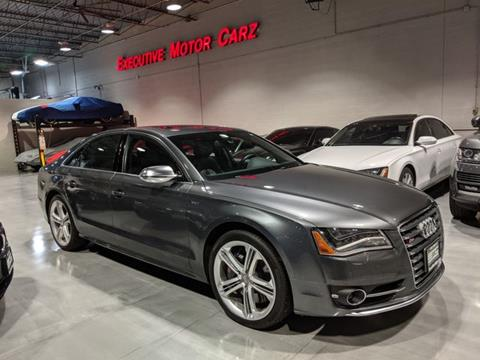 2013 Audi S8 for sale in Lake Forest, IL