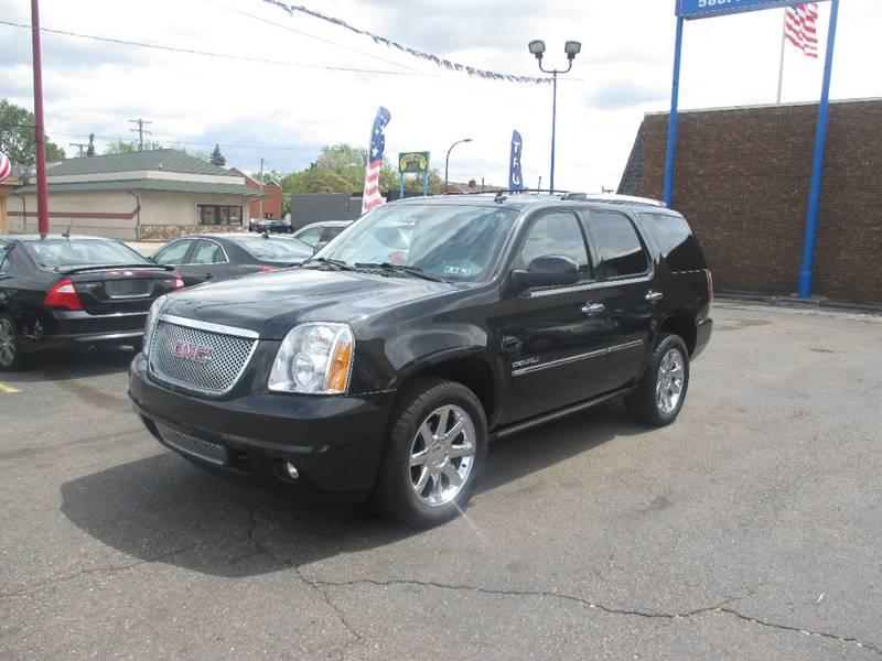 2011 Gmc Yukon car for sale in Detroit