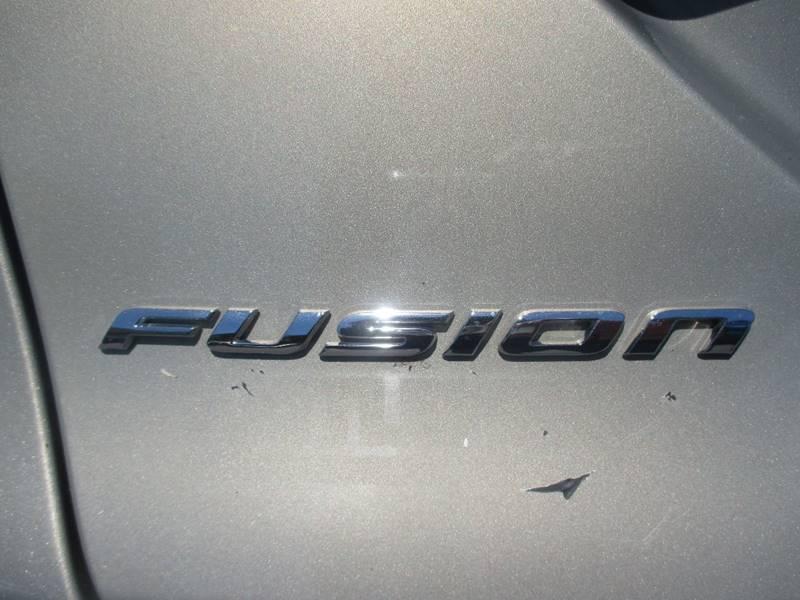2015 Ford Fusion SE 4dr Sedan - Center Line MI