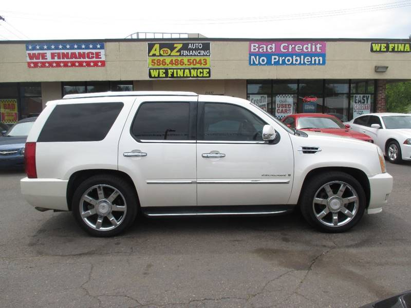 2007 Cadillac Escalade Detroit Used Car for Sale