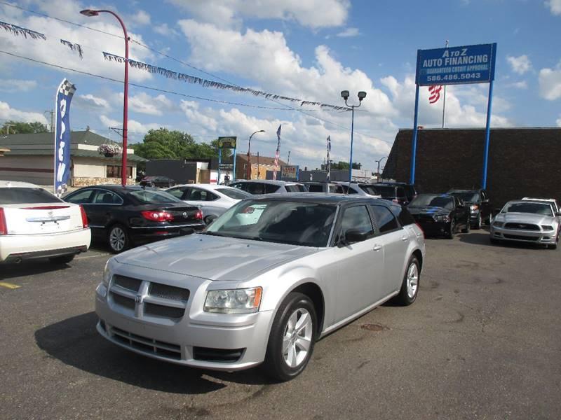 2008 Dodge Magnum car for sale in Detroit