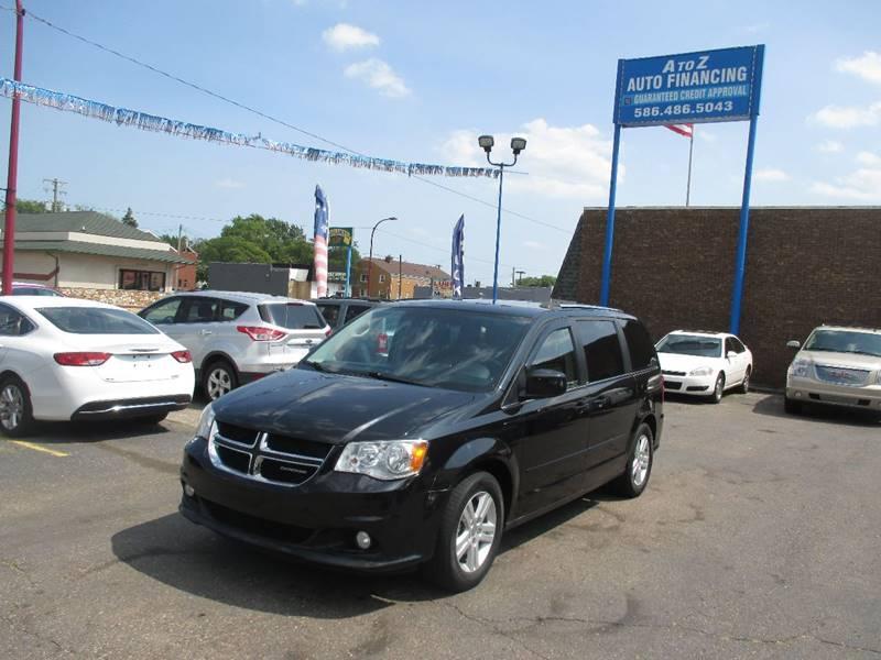 2011 Dodge Grand Caravan car for sale in Detroit