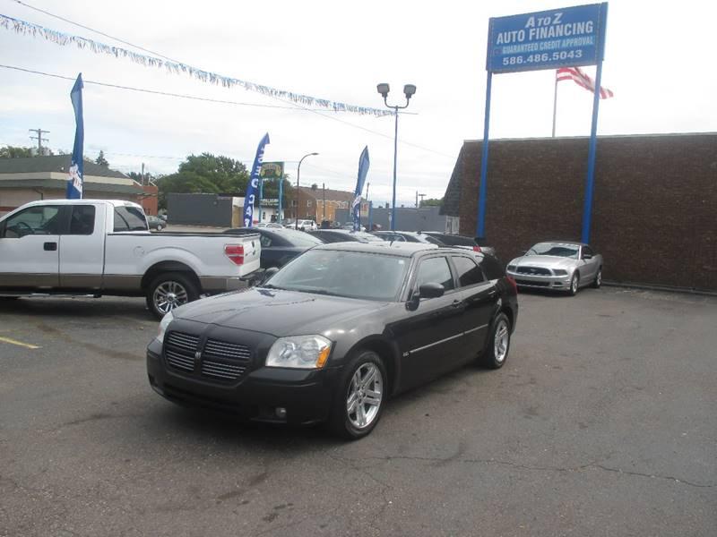2005 Dodge Magnum car for sale in Detroit