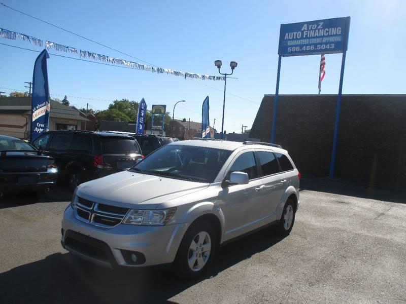 2012 Dodge Journey car for sale in Detroit