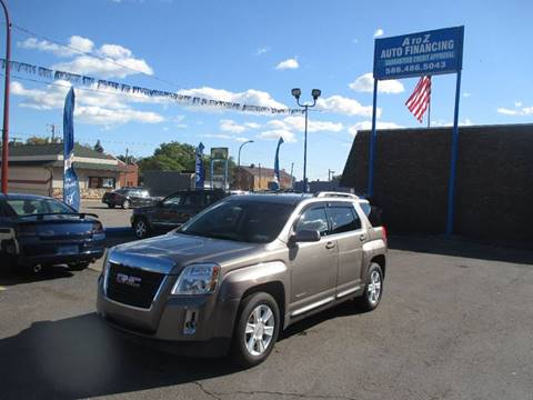 2011 GMC Terrain for sale in Center Line, MI