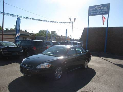 2009 Chevrolet Impala for sale in Center Line, MI