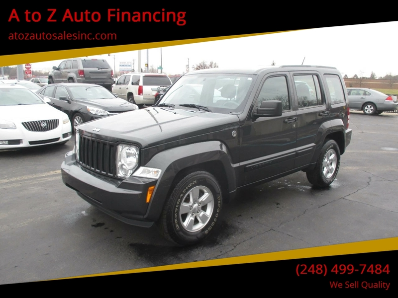 2011 Jeep Liberty car for sale in Detroit
