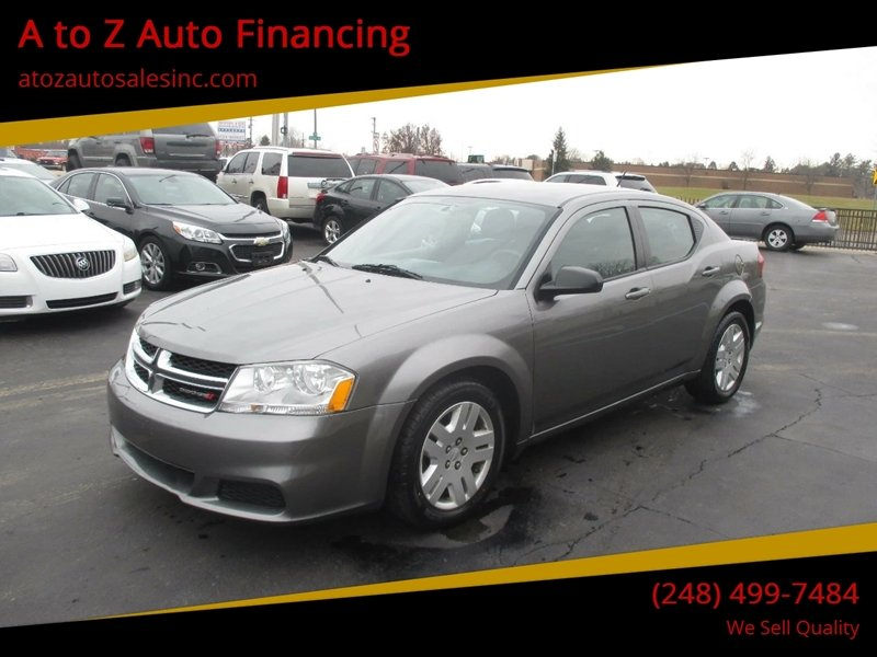 2012 Dodge Avenger car for sale in Detroit