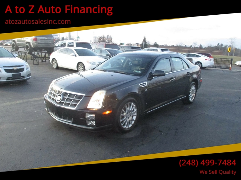 2009 Cadillac Sts car for sale in Detroit