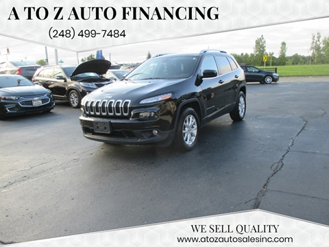 A To Z Auto >> A To Z Auto Financing Car Dealer In Waterford Mi