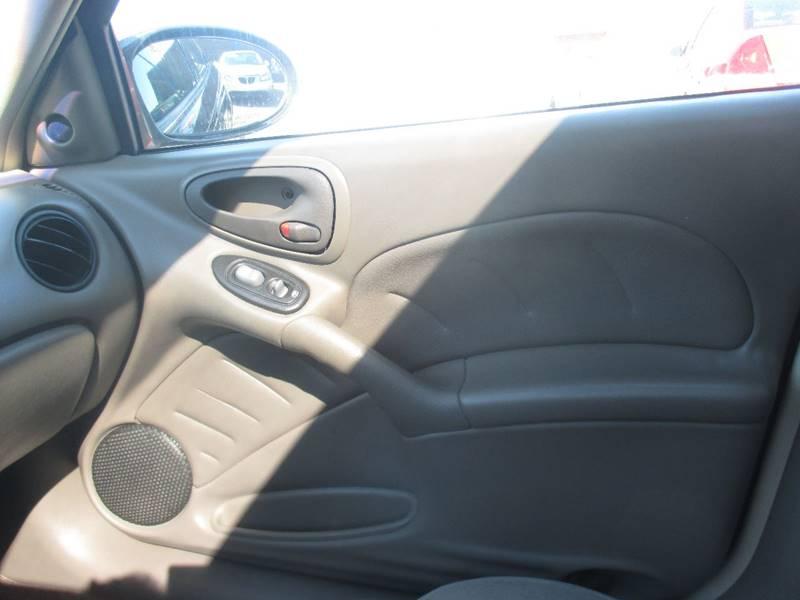 2003 Pontiac Grand Am SE1 4dr Sedan - Center Line MI