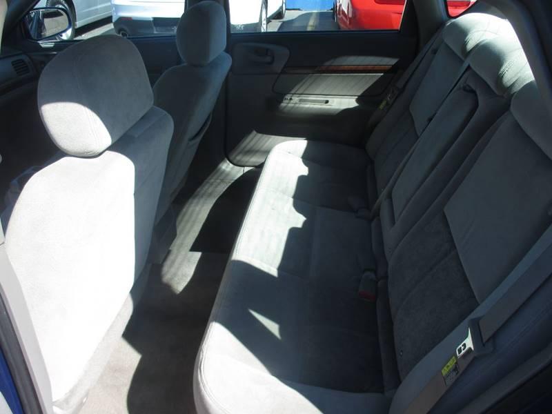 2005 Chevrolet Impala 4dr Sedan - Center Line MI