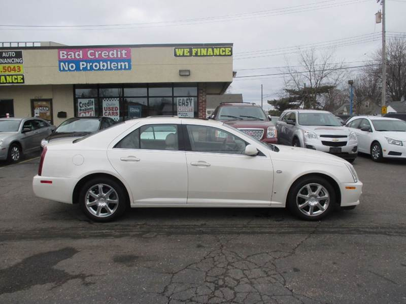 2006 cadillac sts awd v6 4dr sedan in waterford mi a to z auto 1997 Cadillac Seville Problems sold