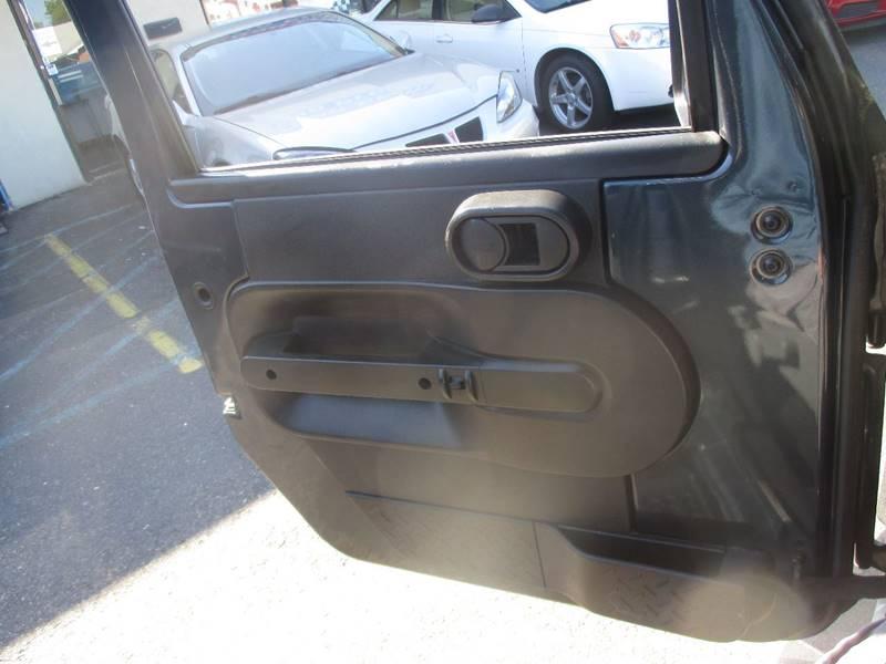 2008 Jeep Wrangler Unlimited 4x4 X 4dr SUV - Center Line MI