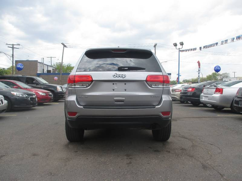 2014 Jeep Grand Cherokee 4x4 Laredo E 4dr SUV - Center Line MI