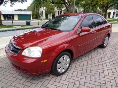 2008 Suzuki Forenza for sale in Fort Lauderdale, FL