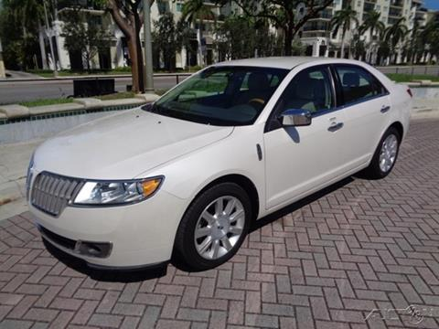 2012 Lincoln MKZ for sale in Fort Lauderdale, FL