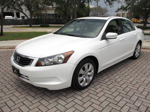 Honda Accord 2008 For Sale >> 2008 Honda Accord For Sale In Fort Lauderdale Fl