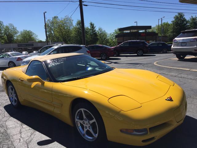 2000 Chevrolet Corvette Base 2dr Convertible - Hickory NC