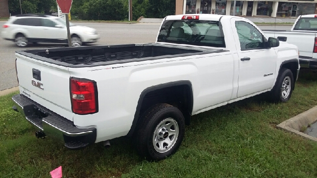 2015 GMC Sierra 1500 Base 4x2 2dr Regular Cab 8 ft. LB - Hickory NC