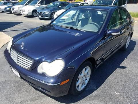 2001 Mercedes-Benz C-Class for sale in Hickory, NC
