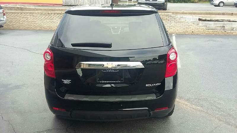 2014 Chevrolet Equinox LS 4dr SUV - Hickory NC