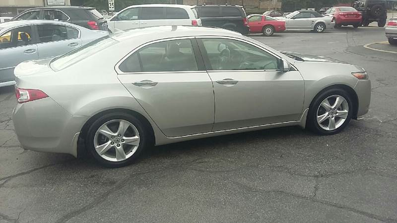 2009 Acura TSX 4dr Sedan 5A w/Technology Package - Hickory NC