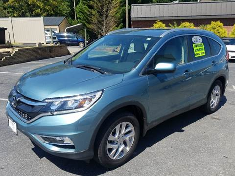 2015 Honda CR-V for sale in Hickory, NC