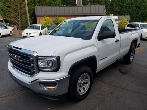 2016 GMC Sierra 1500 for sale in Hickory, NC