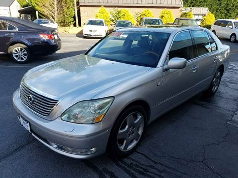 2006 Lexus LS 430 for sale in Hickory, NC