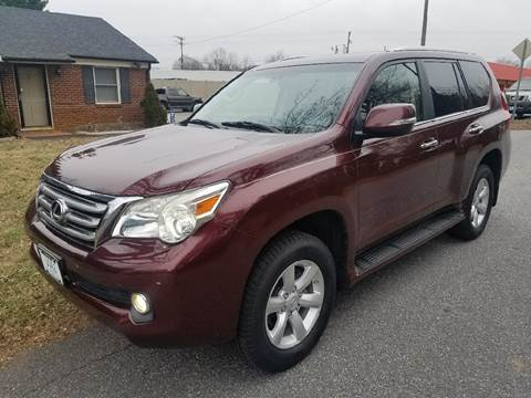 Used 2010 Lexus GX 460 For Sale in North Carolina - Carsforsale.com®