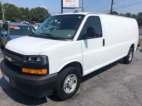2018 Chevrolet Express Cargo for sale in Hickory, NC