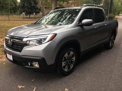 2017 Honda Ridgeline for sale in Hickory, NC