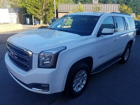 2019 GMC Yukon for sale at Viewmont Auto Sales in Hickory NC