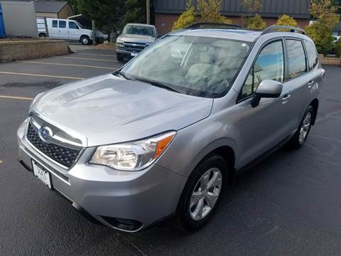 2015 Subaru Forester for sale in Hickory, NC