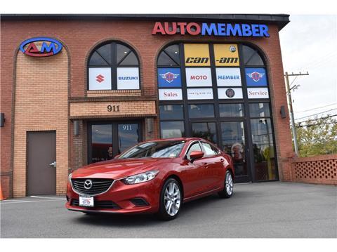 2015 Mazda MAZDA6 for sale in Leesburg, VA