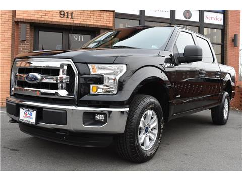 2016 Ford F-150 for sale in Leesburg, VA