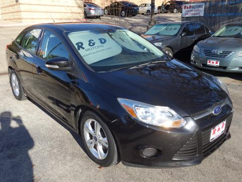 2014 Ford Focus for sale in Austin, TX