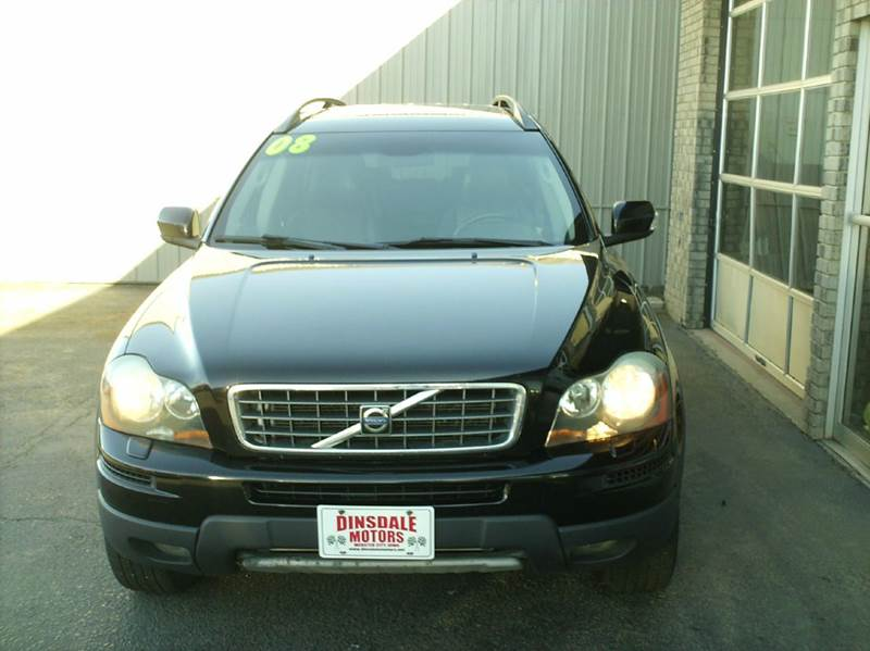 2008 Volvo XC90 AWD 3.2 4dr SUV - Webster City IA