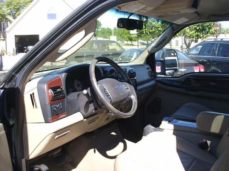 2007 Ford F-250 Super Duty XLT 4dr Crew Cab 4WD LB - Webster City IA